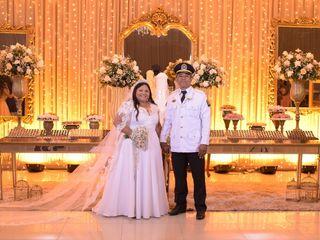 O casamento de Cibele Ribeiro e Jorge Ribeiro