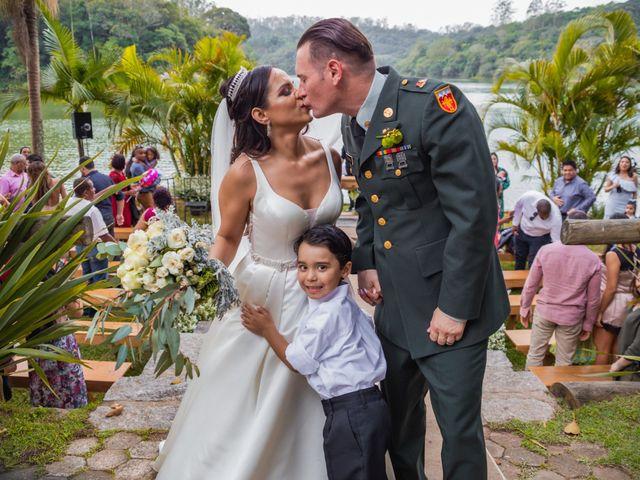 O casamento de Scott e Aline em São Bernardo do Campo, São Paulo 71