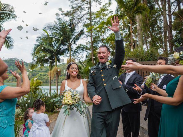 O casamento de Scott e Aline em São Bernardo do Campo, São Paulo 73