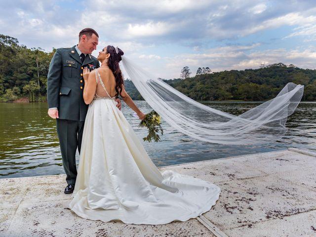 O casamento de Scott e Aline em São Bernardo do Campo, São Paulo 82