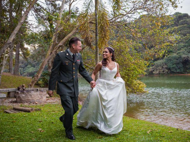 O casamento de Scott e Aline em São Bernardo do Campo, São Paulo 83