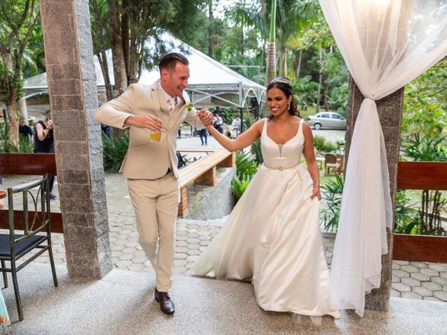 O casamento de Scott e Aline em São Bernardo do Campo, São Paulo 86