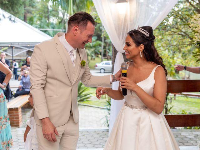 O casamento de Scott e Aline em São Bernardo do Campo, São Paulo 88