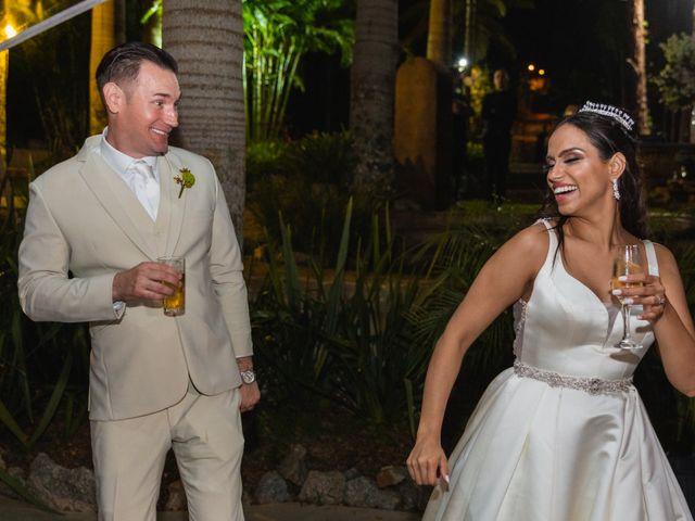 O casamento de Scott e Aline em São Bernardo do Campo, São Paulo 103