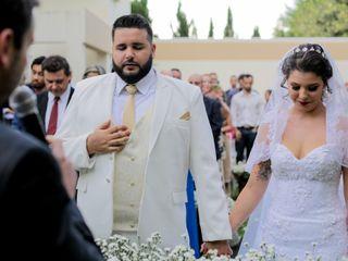 O casamento de Priscila e Max 1