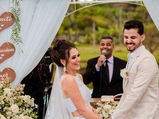 O casamento de Samantha e Diego