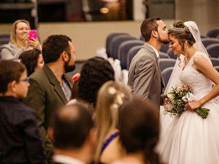 O casamento de Jociana Cristina de Morais  e Giovani Machado de Souza Junior 1