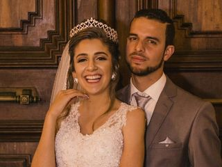 O casamento de Jociana Cristina de Morais  e Giovani Machado de Souza Junior 2