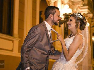 O casamento de Jociana Cristina de Morais  e Giovani Machado de Souza Junior 3