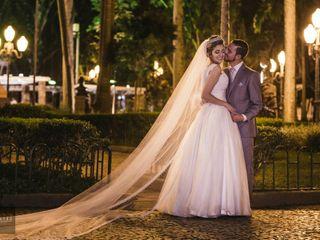 O casamento de Jociana Cristina de Morais  e Giovani Machado de Souza Junior