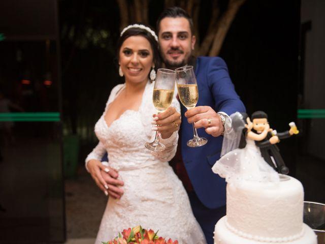 O casamento de Lais e Caio