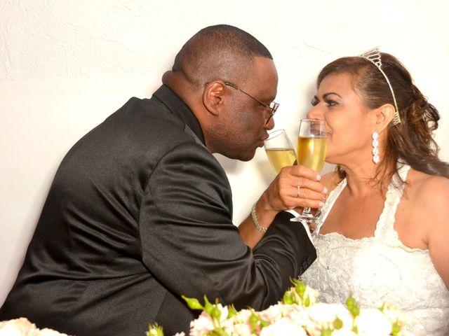 O casamento de Joselita e Luiz