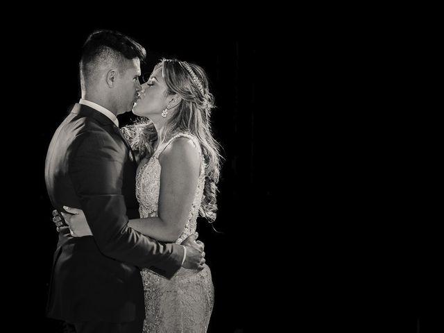O casamento de Daniela e Diego