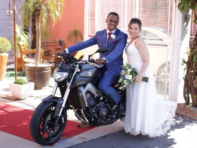 O casamento de Maithe e Jader