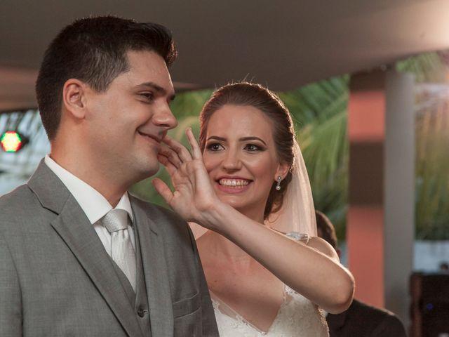 O casamento de Andréia e Luiz Eduardo