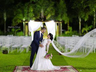 O casamento de Laurency e Renan