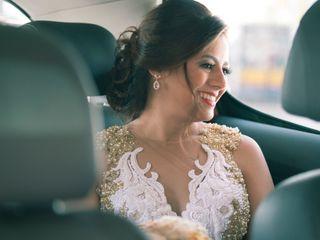 O casamento de Rafaela e Sander 1