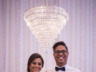 O casamento de Rafaela e Sander 3