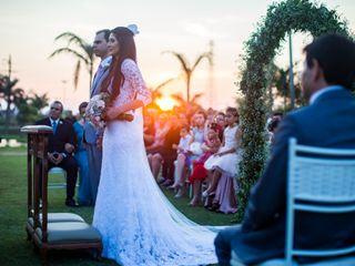 O casamento de Karla e Héber 2