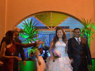 O casamento de Lia e José Carlos