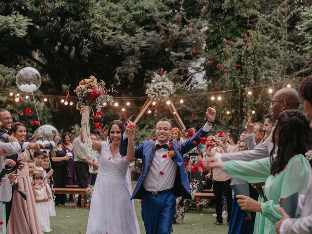 O casamento de Thayná e Gabriel