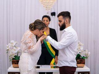 O casamento de Isabel e Felipe 1