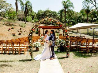 O casamento de Amanda e Roberto
