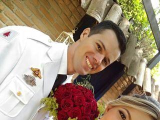 O casamento de Jordana e Vinicius