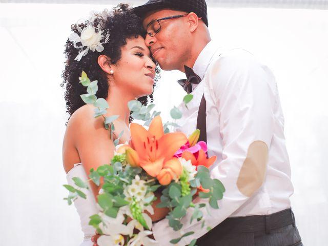 O casamento de Daiane e Wanderson