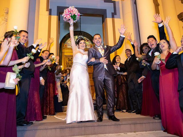 O casamento de Kleiver e Bruna em São Paulo, São Paulo 1