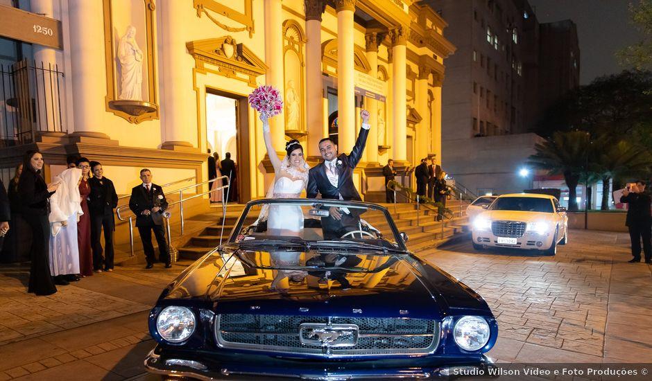 O casamento de Kleiver e Bruna em São Paulo, São Paulo
