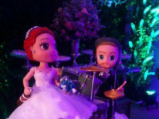 O casamento de Jaqueline Marques de Andrade  e Romulo Florentino Duarte