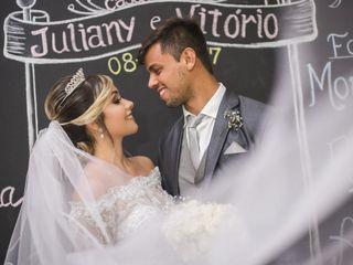 O casamento de Juliany e Vitório 3