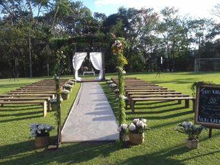 O casamento de Priscila Bernardes Maba e Ricardo Antonio Maba 1