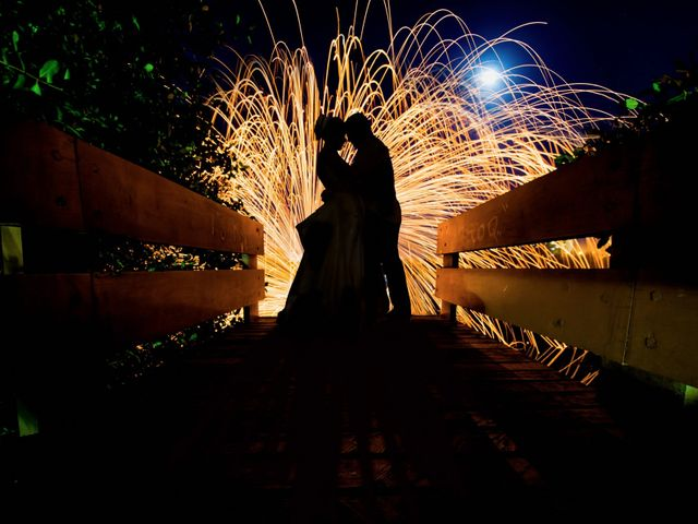 O casamento de Claudia e Marcos