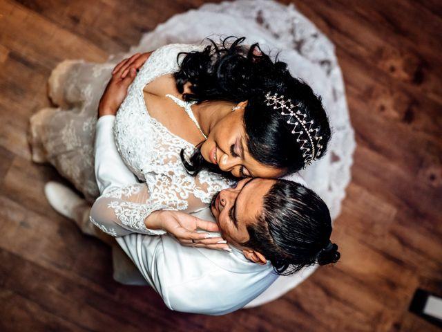 O casamento de Cléo e Flavio