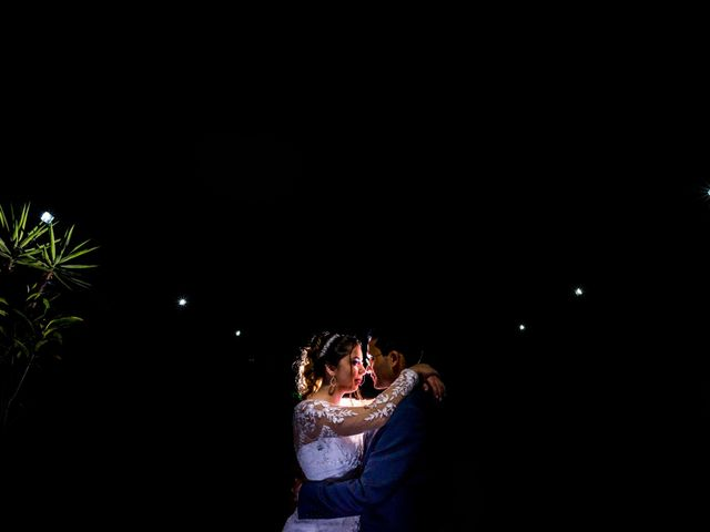 O casamento de Drieli e Rômulo