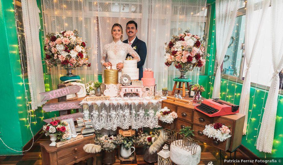 O casamento de Nathiely e Victor