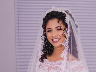 O casamento de Stephanie e Marc 1