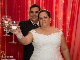 O casamento de Cleonice e Ezequiel