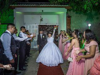 O casamento de Kezia e Carlos