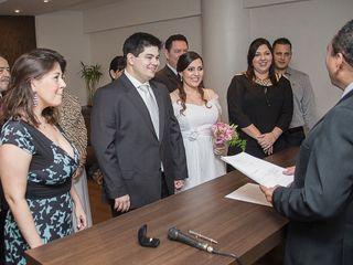 O casamento de Luciana e Danilo 1