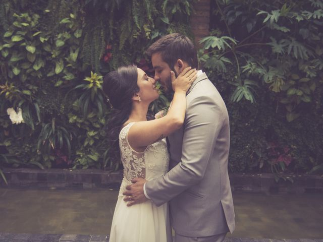 O casamento de Amanda e Anderson