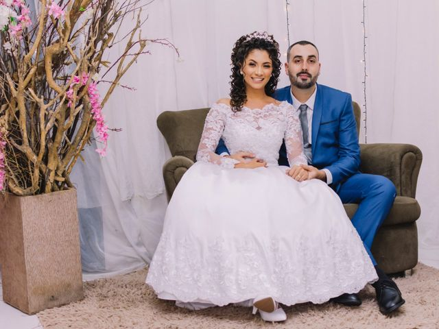 O casamento de Stephanie e Marc