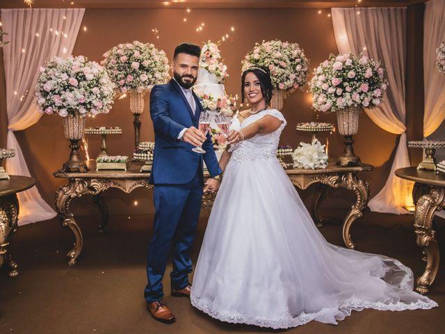 O casamento de Amariles e Robson
