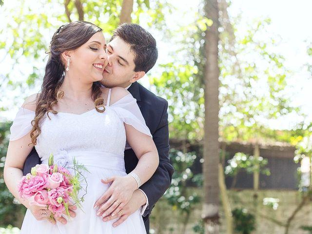 O casamento de Luciana e Danilo