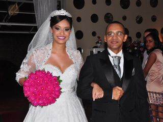 O casamento de Beatriz e Valter 2