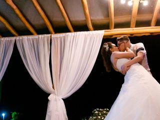 O casamento de Samantha Carmona e Isaías junior 1