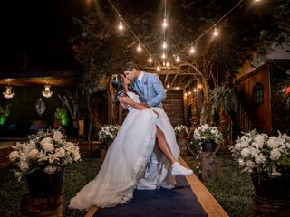 O casamento de Gislizandra e Phelipe