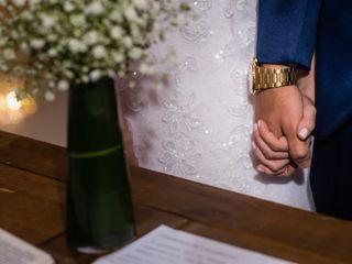 O casamento de Silas e Larissa 2